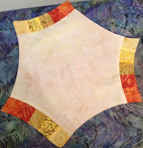 Golden Wedding Ring Archipelago Quilting
